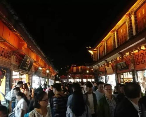 丽江旅游市场整治初见成效