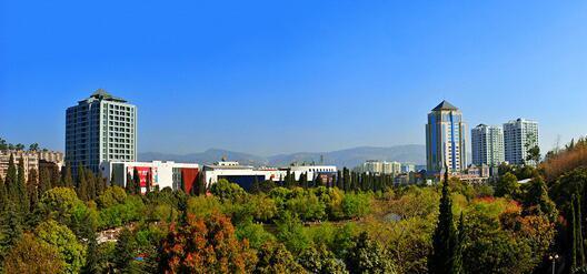资料图:云南安宁市