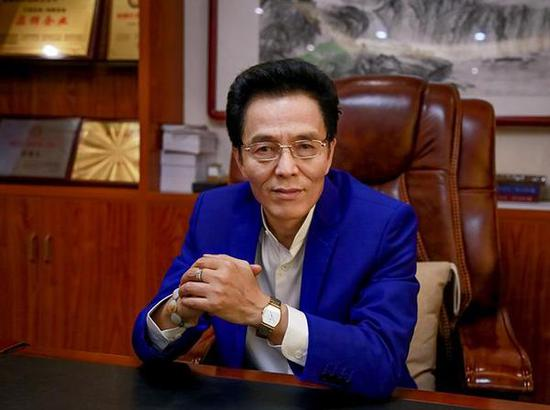 博超名仕汇 博超控股董事长刘维玉专访