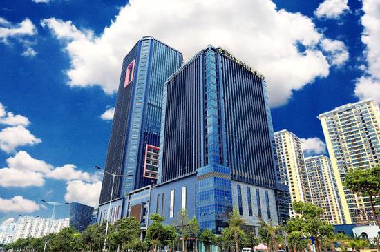 三茂城市印象酒店
