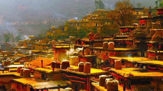 云南旅游新方向 发现不一样的城子古村
