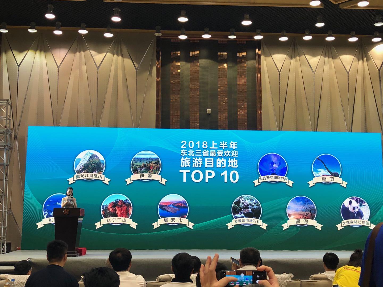 最受欢迎的东北三省旅游目的地TOP10新鲜出炉