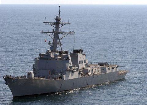 美军舰4天2次遇袭后反击?#36203;?#27585;也门3座雷达站