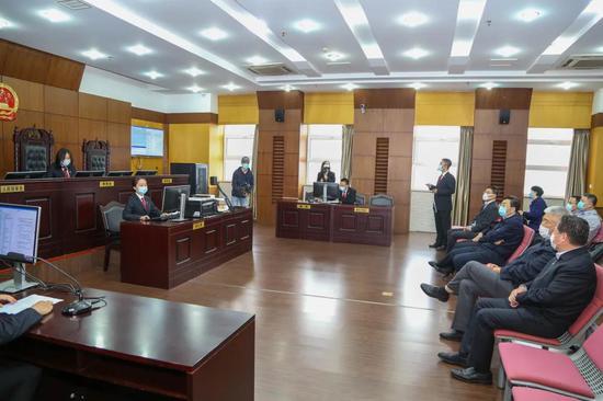 科技大法庭