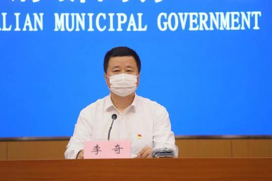 大连市政府口岸办主任 李奇