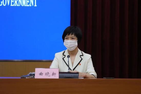 大连市生态环境局副局长曲晓新