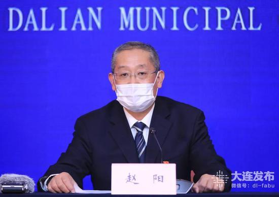 大连市教育局党组书记、局长 赵阳