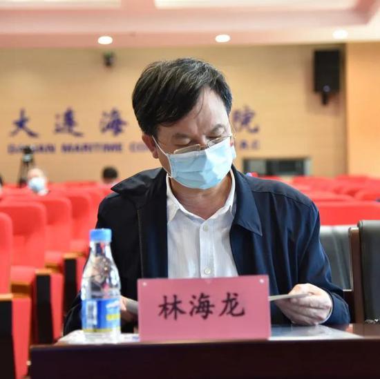 辽宁省人大代表林海龙