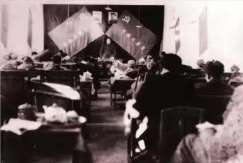1949年3月5—13日,中共七届二中全会在西柏坡召开。图为会议会址。