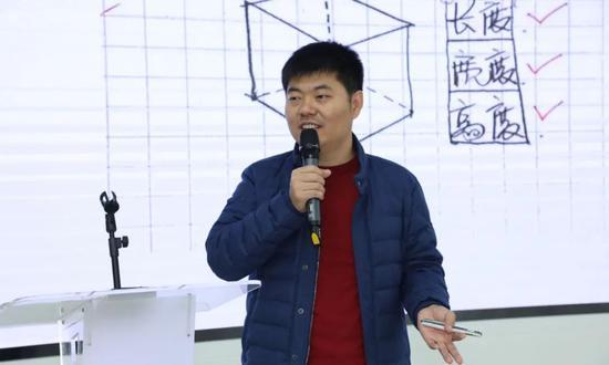 全国青联第十三届委员、大连市创业者联合党支部书记、大米科技&唐小腰创始人、董事长杨健