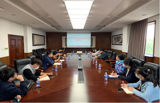 辛寨子街道团工委开展学习习近平总书记在中央党校中青年干部