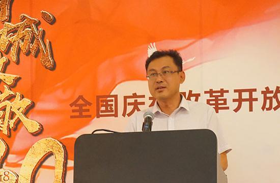 天津市滨海新区区委宣传部副部长、区委网信办主任陈云山