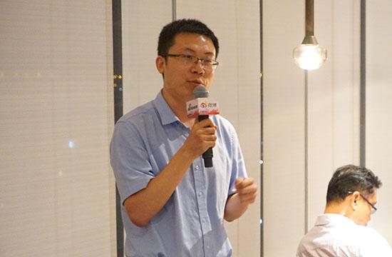 重庆两江新区党工委管委会宣传部新媒体中心主任张科