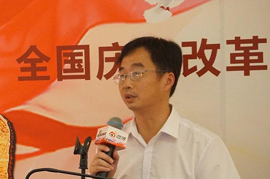 南昌经济技术开发区管委会宣传处处长袁乐平