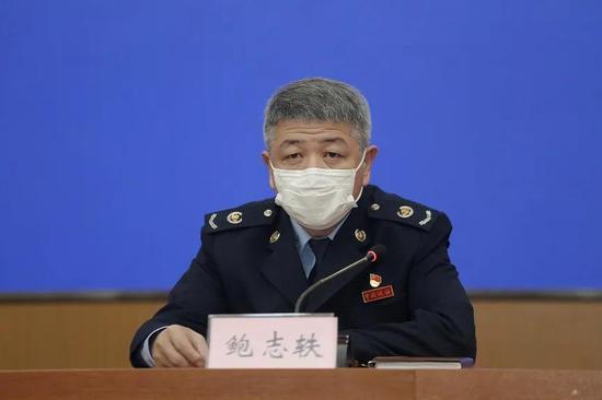 国家税务总局大连市税务局总经济师 鲍志轶