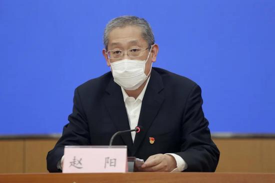 大连市新冠肺炎疫情防控指挥部教育组组长、大连市教育局局长赵阳