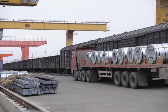 中国铁路沈阳局集团有限公司推出8项货运新举措