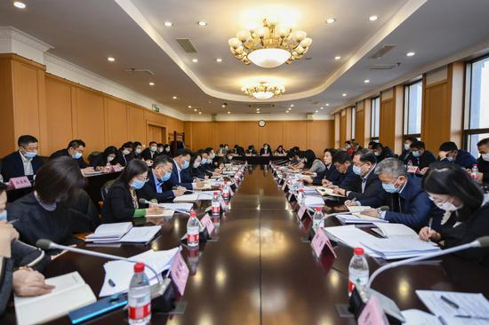 大连市青年工作联席会议第一次全体(扩大)会议召开