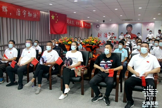 大连小伙儿刘治宇摘铜 实现中国赛艇队男子奥运奖牌零的突破