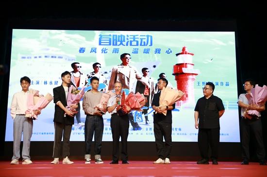 图片拍摄:大连新闻传媒集团记者王韬飞