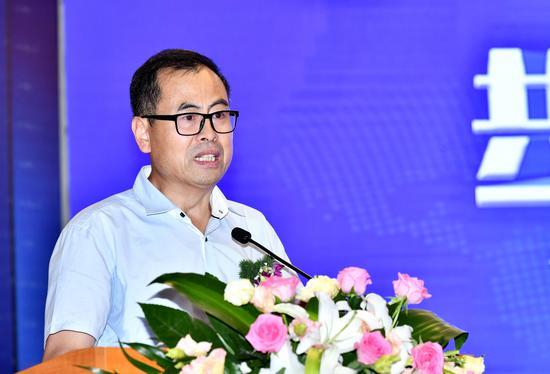 大连市工信局副局长李云生讲话