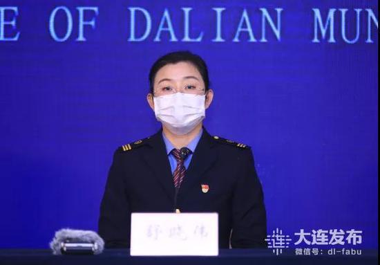 中国铁路沈阳局集团有限公司大连站副站长 舒晓伟