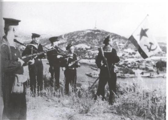 红军进驻旅顺口