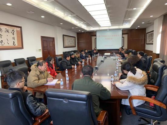 辛寨子街道:落实安全规章制度 强化安全防范措施
