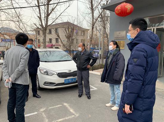 辛寨子街道开展复产复工企业人员集中居住场所安全风险专项整