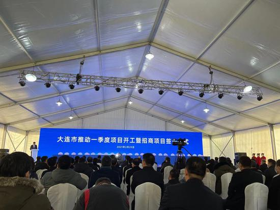 长海县产业链精准招商 大项目签约落地
