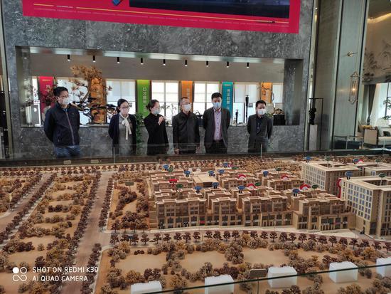 辛寨子街道:战疫情 稳经济 全力推进招商引资和项目建设工作