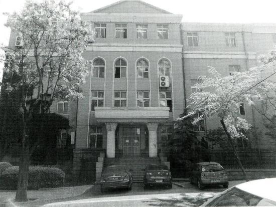 建国学院旧址