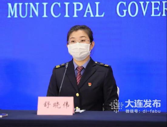 中国铁路沈阳局大连站副站长 舒晓伟