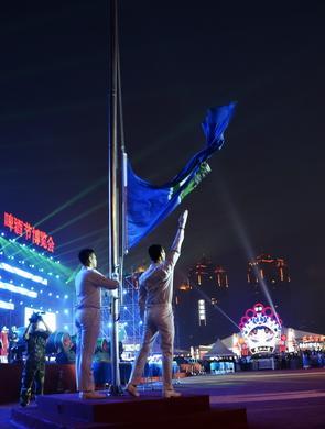 第18届中国国际啤酒节博览会盛况
