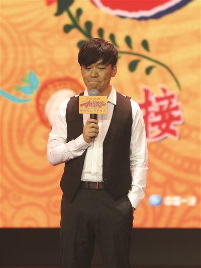 王宝强离婚后首次公开亮相