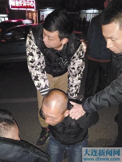 犯罪嫌疑人被抓捕归案。