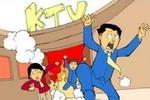 男子醉酒在KTV点燃一桶汽油 民警特警被烧伤