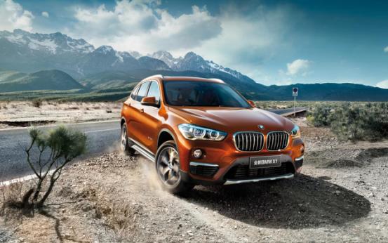 全新BMW  X1探索未知的理想伙伴122