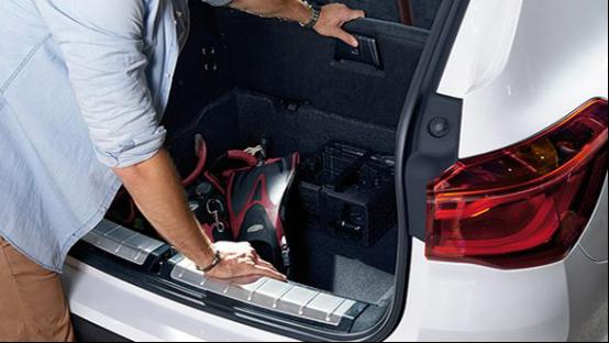 全新BMW  X1探索未知的理想伙伴736