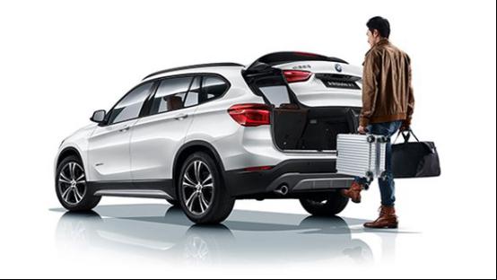 全新BMW  X1探索未知的理想伙伴866