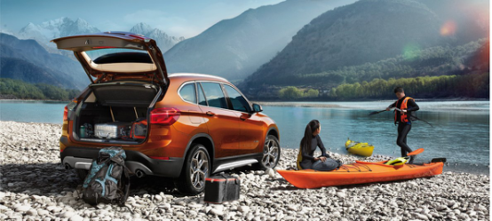 全新BMW  X1探索未知的理想伙伴438
