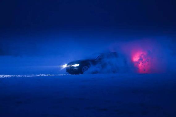 2016 BMW北区冰雪驾控大师训练营激情开启2143