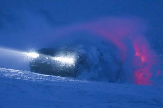 2016 BMW北区冰雪驾控大师训练营激情开启2326