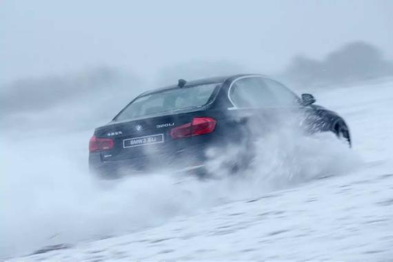 2016 BMW北区冰雪驾控大师训练营激情开启1688
