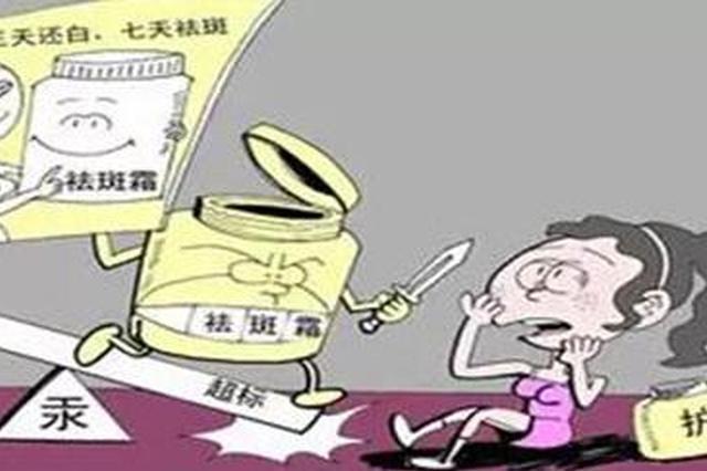139批次进口化妆品被检不合格