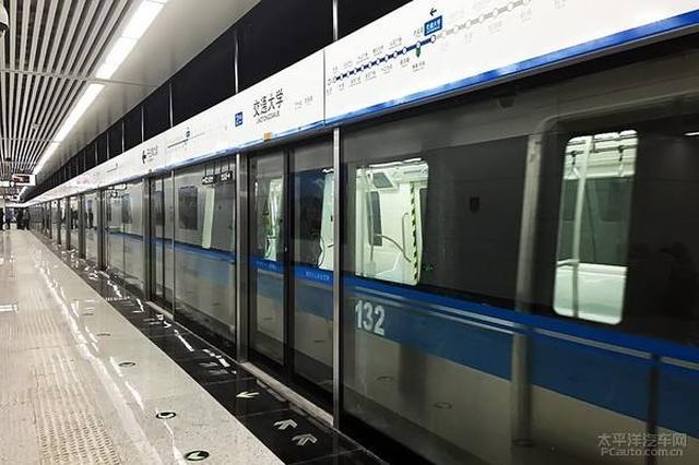 8月19日上午地铁2号线将加开列车