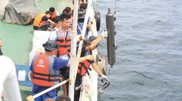 辽宁省近岸海域环境监测调查启动