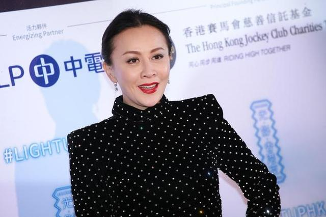 刘嘉玲否认怀孕:要生也找人代生