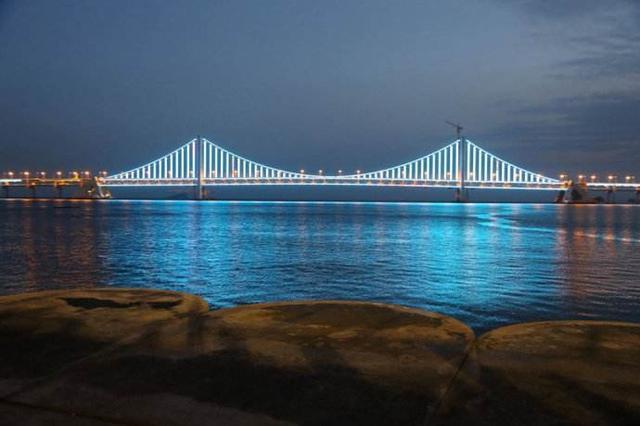 星海湾大桥西桥头将建公厕