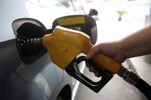 92#汽油每升涨4分钱